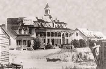 The Atlantic Beach Hotel, Sullivan's Island, SC history