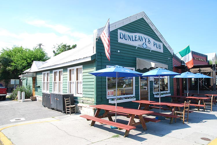 Dunleavy's Irish Pub, Sullivan's Island, South Carolina