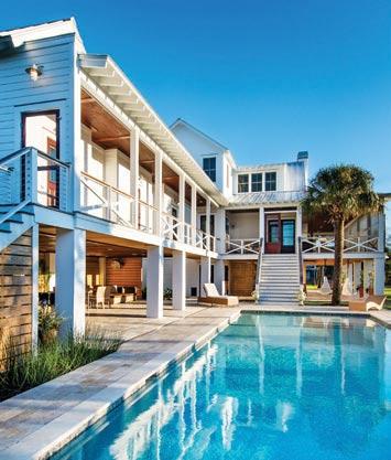 The Hyman home in Sullivan's Island, SC #1