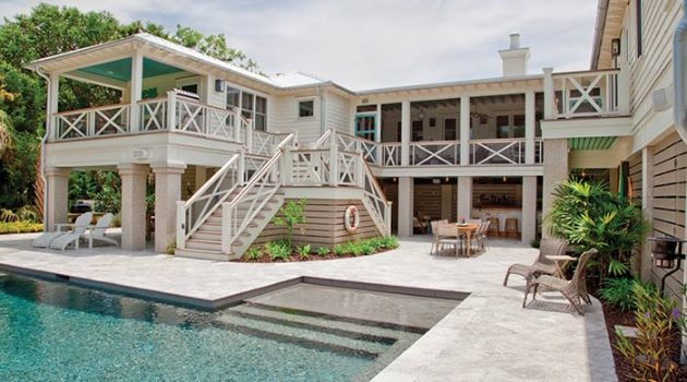 RS Custom Homes/Naramore Construction, new homes in Isle of Palms, Dewees Island, Sullivan's Island and nearby