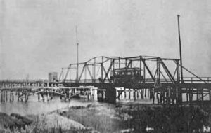 Ben Sawyer Bridge Historic Photo
