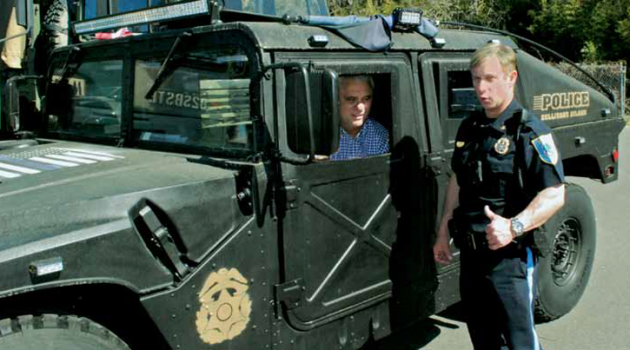 Sullivan's Island, South Carolina Police Cheif