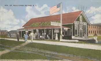 Station 22, Sullivan's Island, SC historic photo