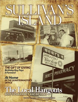Sullivan's Island Magazine cover