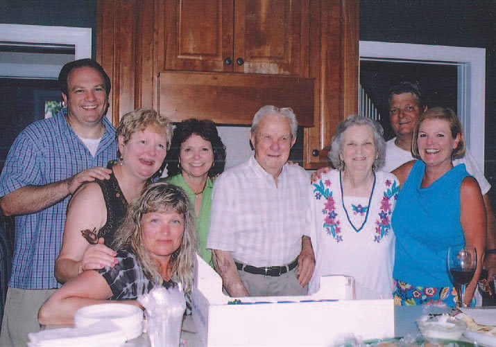 All six of the Grisillo children were raised in the house Edward Grisillo and his brother built on Sullivan's Island.